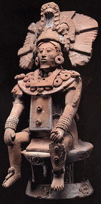 Mayanski svećenik