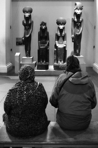 Sekhmet - susret s egipatskim