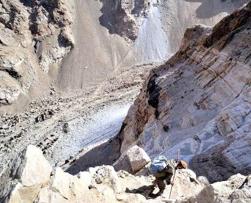 Badakšanski rudnik lapis lazulija u Sar-e-Sangu