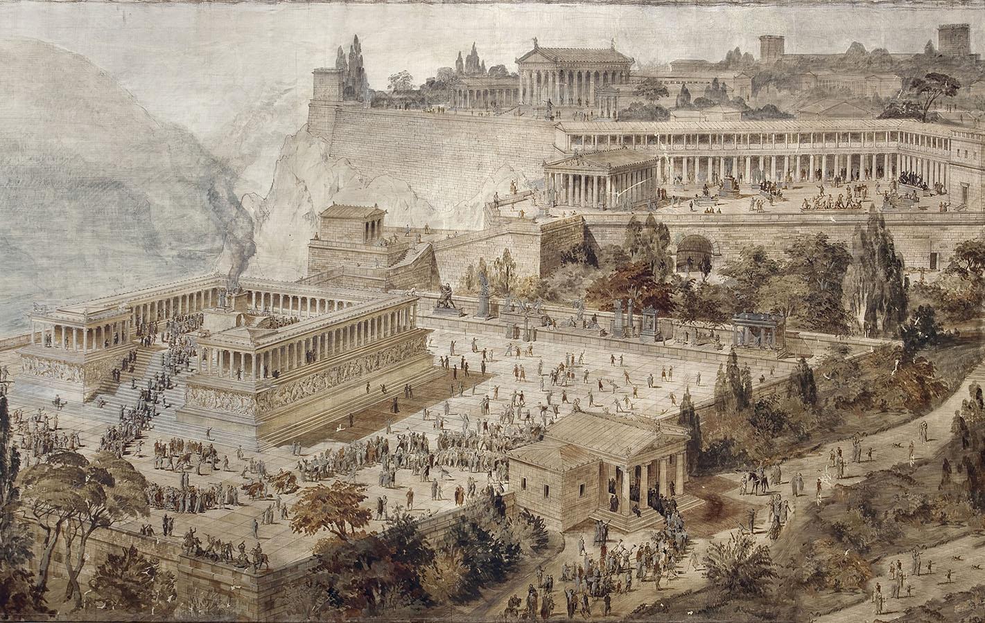 Helenistički svijet - Pergam