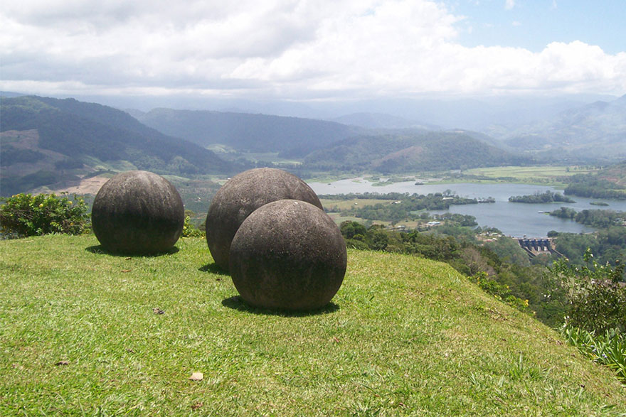 Zagonetne kamene kugle - Kosta Rika