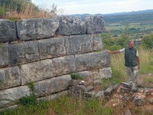Megalitske zidine, Asseria.