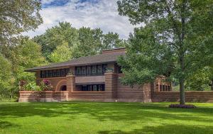 Arthur B. Heurtley House, Oak Park, Chicago