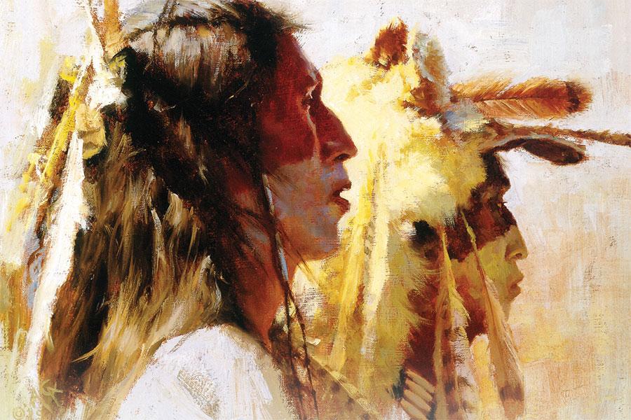Sjevernoamerički Indijanci