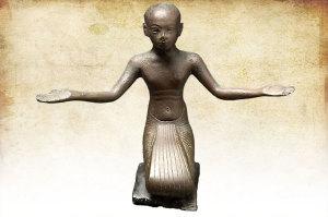 slika čovjeka drevnih egipćana