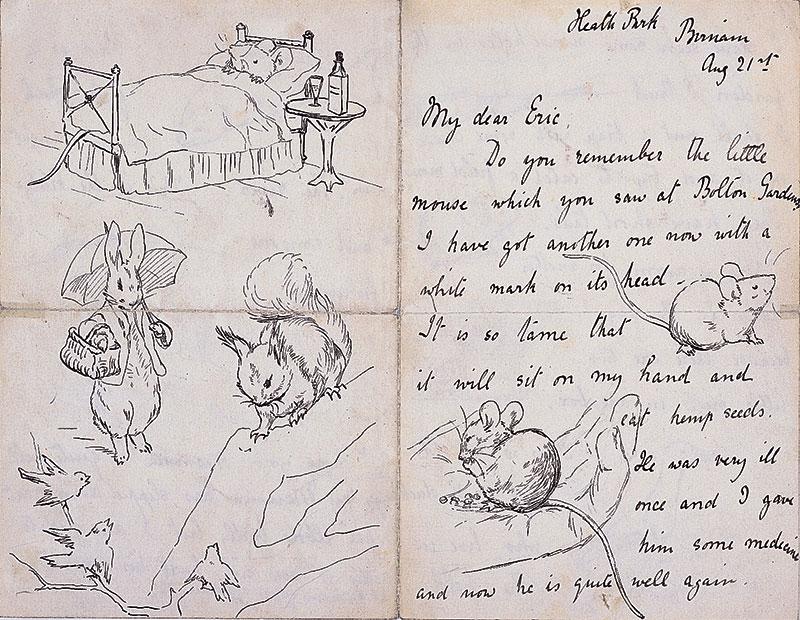Dnevnik Beatrix Potter