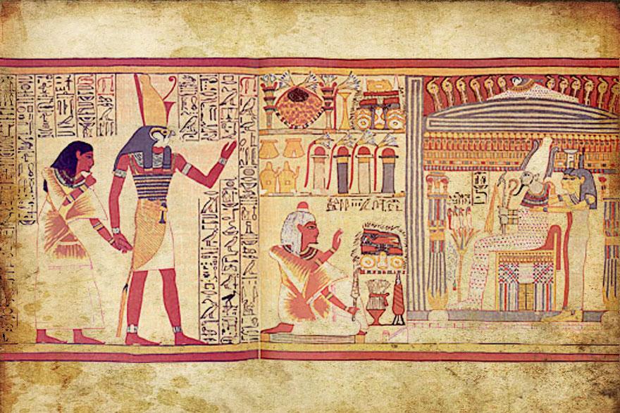 Egipatska filozofija