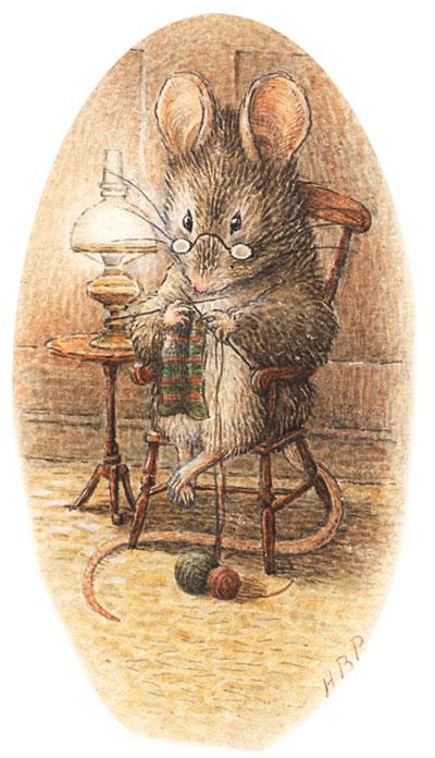 miš plete (beatrix potter)