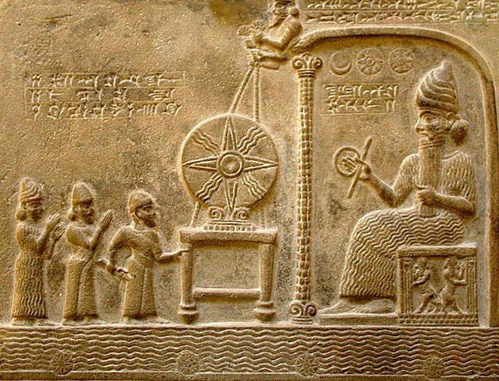 mezopotamija-samas