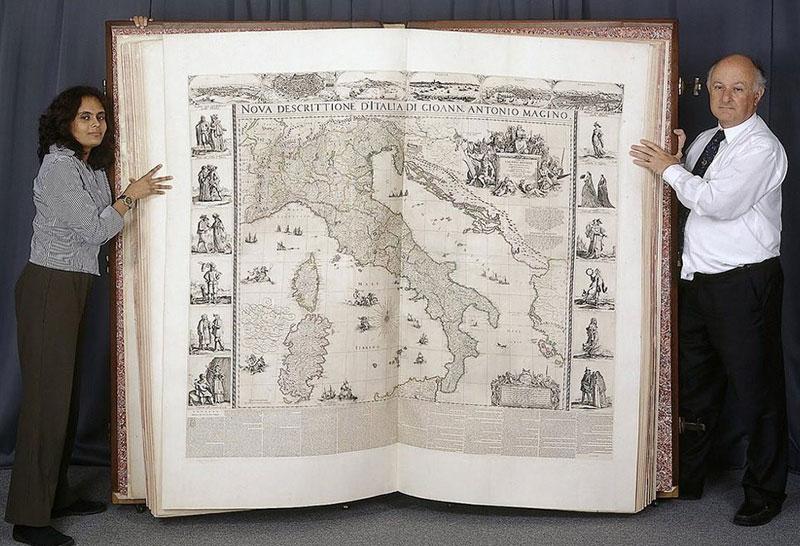 Klenckeov atlas iz 1660. godine