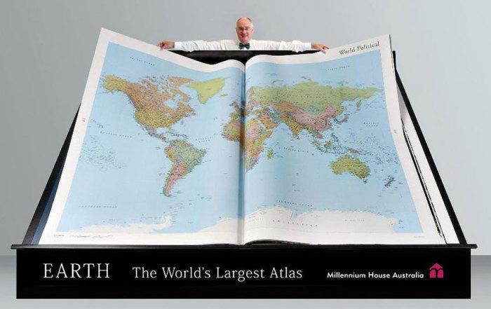Atlas Earth: The Platinum Edition