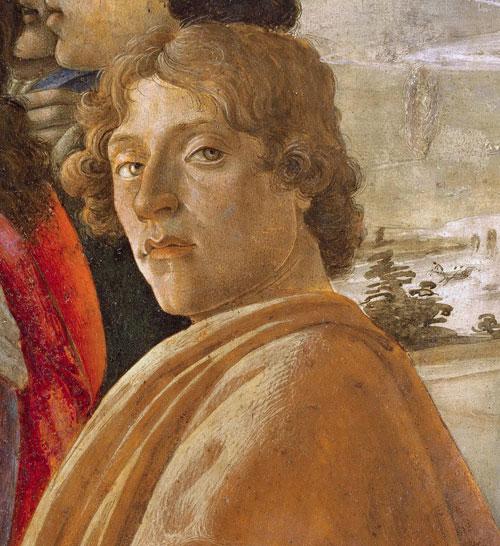 FILOZOFIJA-UMJETNOSTI-U-RENESANSI---Botticelli---Poklonstvo-kraljeva,-detalj