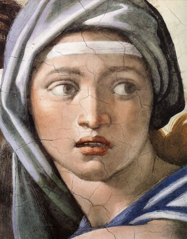 Michelangelo__Delphic_Sibyl_(detail_from_the_Sistine_Chapel_Ceiling)__1508-12
