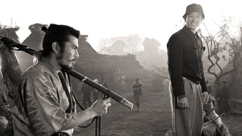Akira-Kurosawa-Toshiro-Mifune