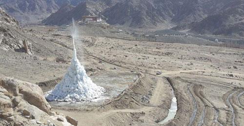 Sonam-Wangchuk-ice-stupa