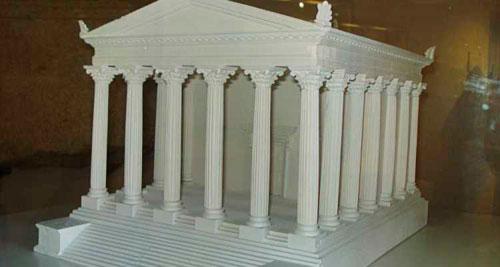 aenona-rimski-hram-u-ninu-maketa