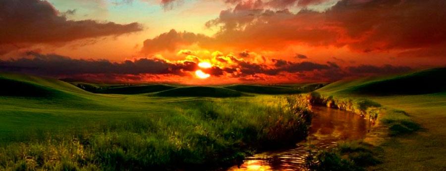 o-prirodi-bogova-zalazak-sunca-i-potok