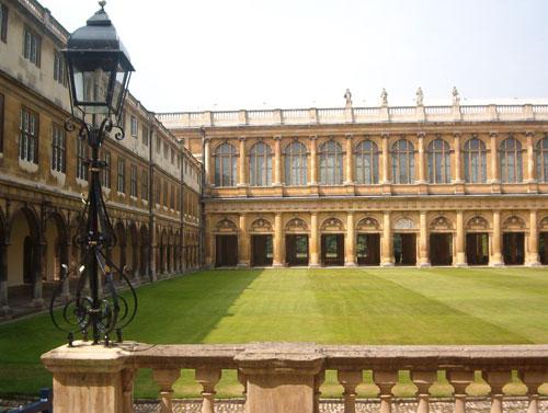 Trinity, Sveučilište Cambridge.