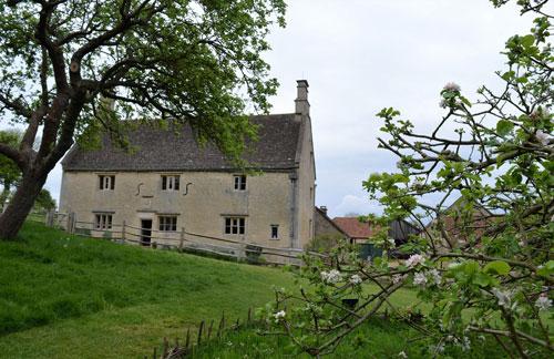 Woolsthorpe Manor, rodna kuća Isaaca Newtona