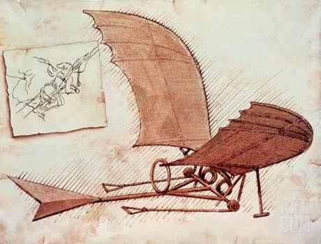 Leonardo-Da-Vinci---Krila