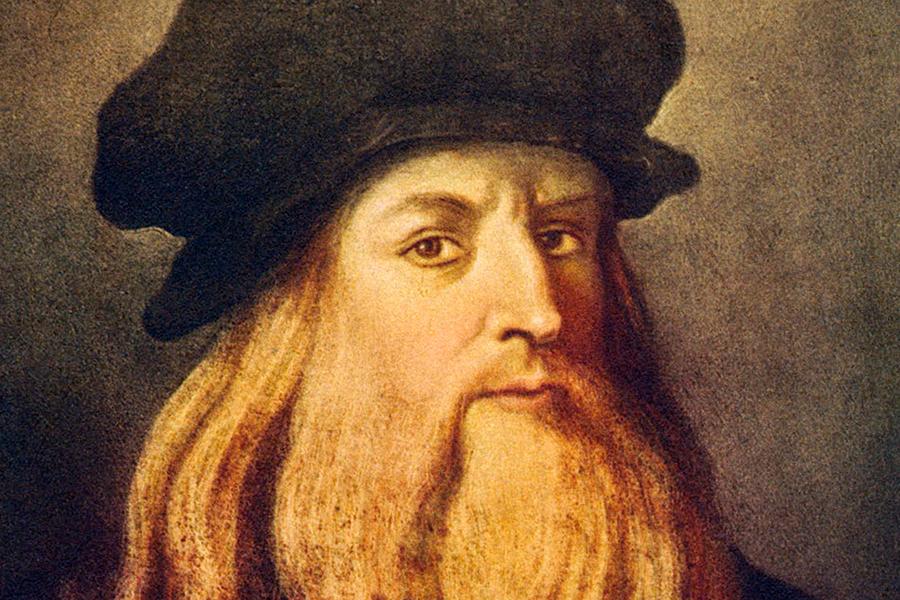 Leonardo-Da-Vinci---Portret