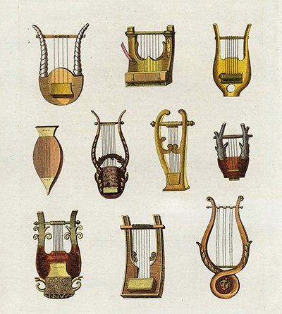 Rodenje-zapadne-glazbe-grcki-instrumenti