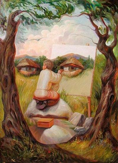 moj-um-slika-iluzija