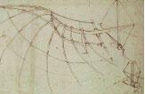 Atlantski kodeks, list 858, Ambrozijanska knjižnica, Milano.