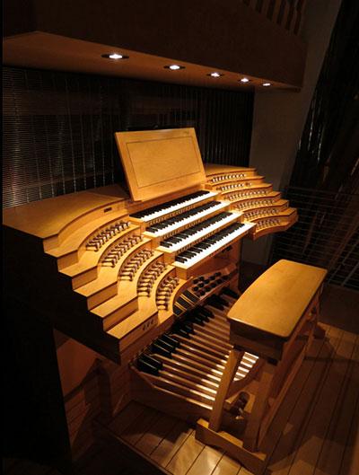 Orgulje-klavijature