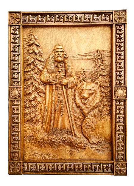 Veles - bog zemlje, voda i podzemlja.