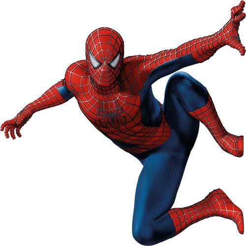 Gekon---Spiderman