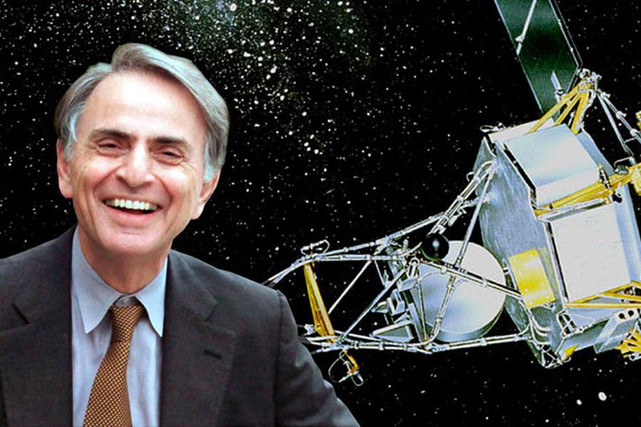 Carl-Sagan-Voyager