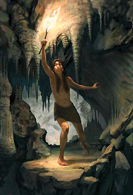 Rekonstrukcija djevojčice nazvane Naia, koja je umrla u današnjem Meksiku prije 13 000 godina, i podvodna špilja na Yukatanu u kojoj je pronađena.