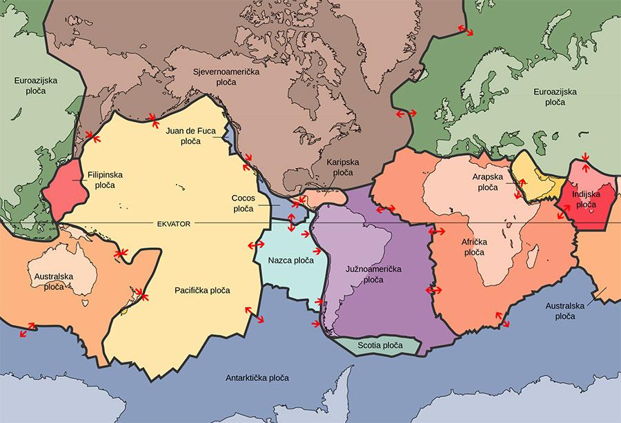Potresi---Mapa