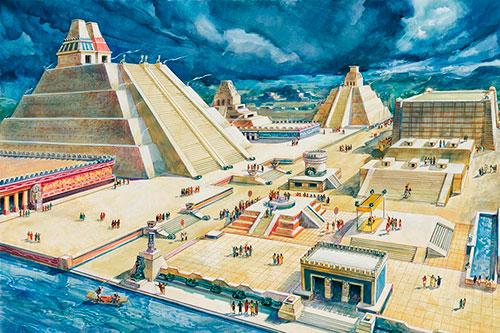 obrazovanje-drevnih-meksikanaca-tenochtitln