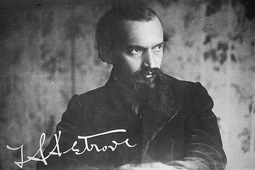 Mestrovic---Ivan-Mestrovic