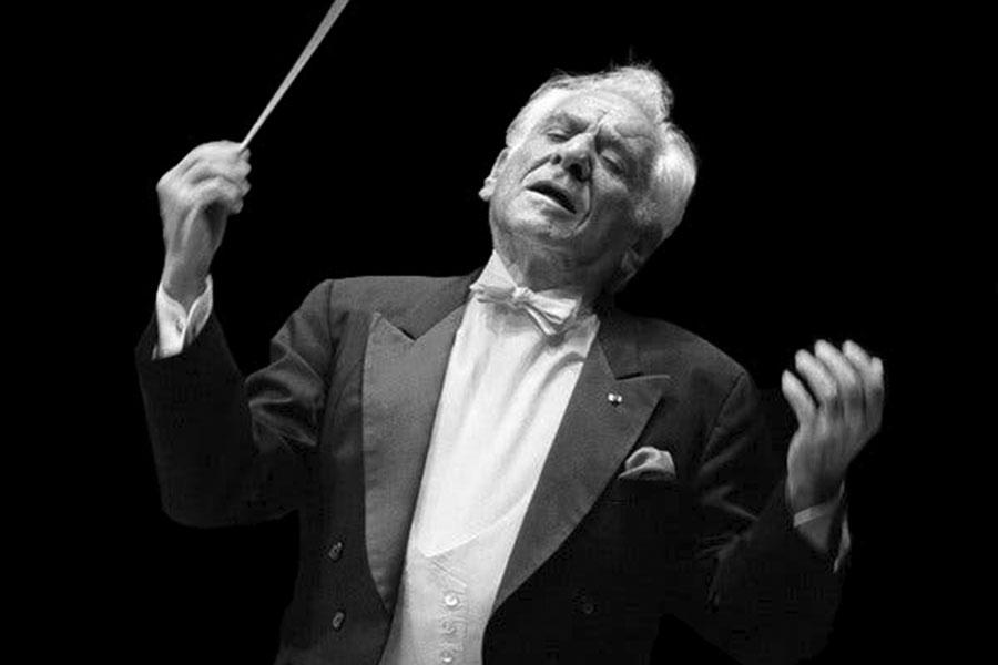 Leonard-Bernstein----Dirigent