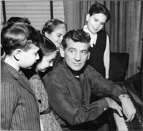 Leonard-Bernstein---Djeca