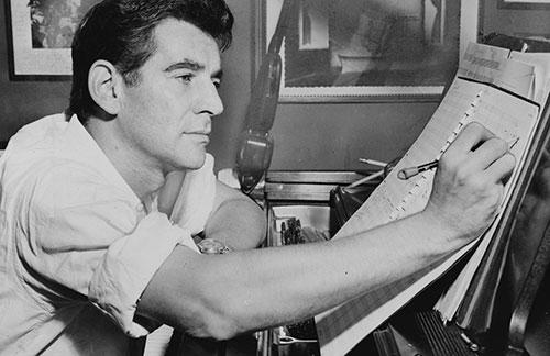 Leonard-Bernstein---Skladanje