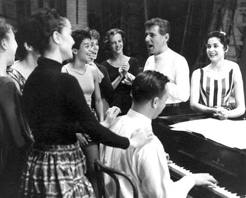 Leonard-Bernstein---West-Side-Story