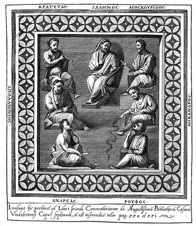 gaj-muzonije-ruf-Gaius-Musonius-Rufus,--Apollonius,-Crates,-Galen,-Nicander