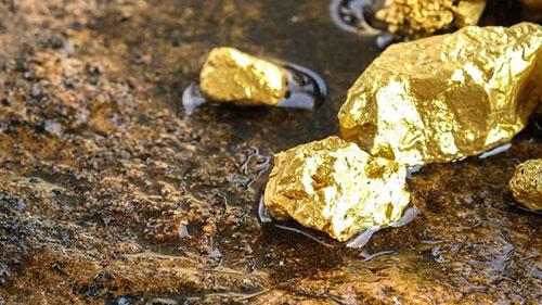 Zlato-grumeni